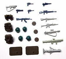 1984 Battle Gear Accessory Pack #2 - 100% Complete - MINT .