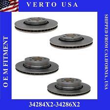 Verto USA Brake Pad Sensor Wire Front fits 04-11 BMW X3  VBS34031