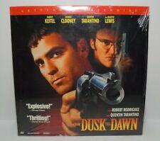 From Dusk Till Dawn Letterbox Laserdisc Home Video
