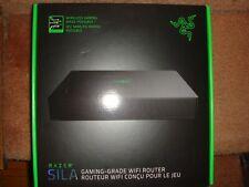 Razer Sila Gaming Grade Multi-Channel Wi-Fi Mesh Router- Brand New & Sealed!