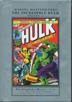 Marvel Masterworks VOL 10 The Incredible Hulk #171-183 HARDCOVER New Sealed R597