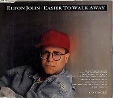 Elton John Easier to walk away (1990) [Maxi-CD]