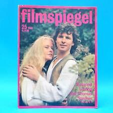 DDR Filmspiegel 25/1985 Richard Widmark KDVR Korea Rolf Hoppe Martin Trettau C
