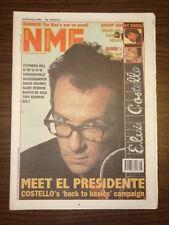 NME 1994 FEB 26 ELVIS COSTELLO CYPRESS HILL ICE T BJORK