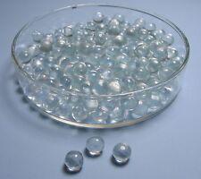 FLINT GLASS / SODA LIME BEADS 8 mm COLUMN PACKING 1 lb