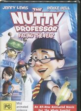THE NUTTY PROFESSOR - ANIMATION - Jerry Lewis, Drake Bell - DVD