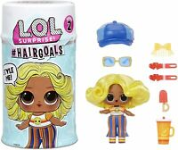 LOL Surprise #Hairgoals Series 2 Doll with Real Hair and 15 Surprises