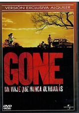 Gone, un viaje que nunca olvidarás (Gone: The Trip of a Lifetime) (DVD)