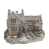 Lilliput Lane Armada House - Rare - Boxed With Deeds