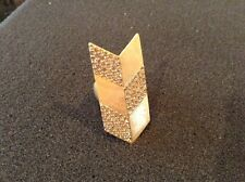 Lia Sophia ring Red Carpet Collection  Arrow Ring size 6 Cut Crystals NEW