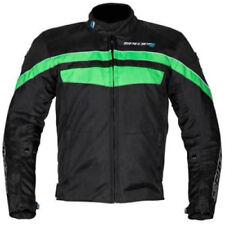Giacche verdi traspiranti per motociclista