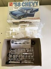 AMT 1/24-25 Scale 58 Chevy Impala Kit#273