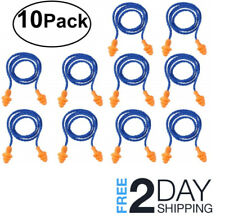 Ear Safety Plugs For Noise Cancel Hearing Protection Motorcycle Shooting Range