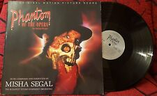 THE PHANTOM OF THE OPERA **Original Soundtrack** SCARCE 1990 UK LP MISHA SEGAL