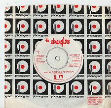 """The Stranglers - Get A Grip 7"""" Single 1977"""
