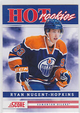 2011 11-12 Score #551 Ryan Nugent-Hopkins HR SP RC Rookir Short Print