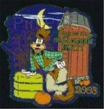 COWBOY Costume GOOFY NOT SO SCARY HALLOWEEN EVENT 2003 LE 2000 WDW DISNEY PIN