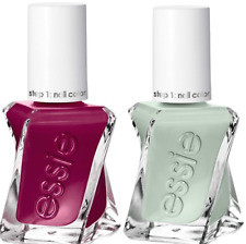 Lot of 2, Essie Gel Couture Nail Polish, You Choose!