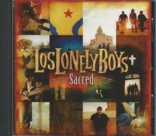 Music CD Los Lonely Boys Sacred