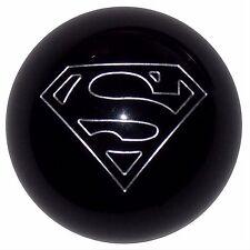 Black Superman shift knob automatic M8x1.25