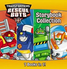 NEW - Transformers Rescue Bots:  Storybook Collection by Hasbro