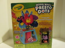NEW CRAYOLA MODEL MAGIC PRESTO DOTS - FRAGRANT GARDEN PLAYSET-CRAFTS WITH SCENT
