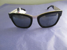 CHANEL 5362Q C.501/26 BLACK WITH SILVER DETAIL SUNGLASESES RETAILS 510$ 100%AUTH