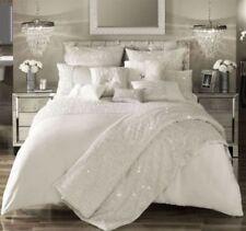 Linge de lit et ensembles ivoire en polyester