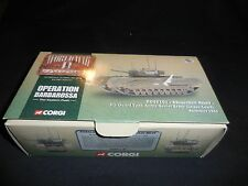 Corgi World War II Collection Operation Barbarossa 2003 Soviet Army Tank