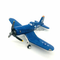 Mattel Disney Pixar Planes Skipper Riley No.7 Diecast Model Loose Kids Gift Toys