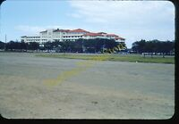 Manila Hotel Philippines 1950s 35mm Slide Vtg Red Border Kodachrome