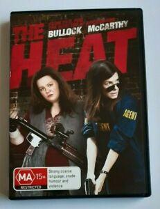 The Heat Sandra Bullock PAL DVD R4 VGC