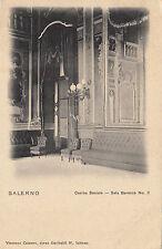 NP6650 - SALERNO - CASINO SOCIALE SALA BAROCCA FINE 800 NON VIAGGIATA