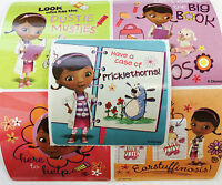 25 Disney Doc McStuffins Book Of Boo Boos Stickers Party Favors Teacher Supply