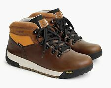Timberland for J.Crew GT Scramble Hiking Boots 10.5M Brown Leather Shoes J9290
