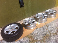 1998 Pontiac Grand Prix GT, Set of Four Original Factory Alloy Wheels