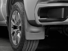 WeatherTech Custom MudFlaps for 2019 Chevrolet Silverado 1500 Rear Pair