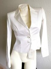 Versace Jeans Couture Women's White  Jacket UK 8 / IT 40 / US 4