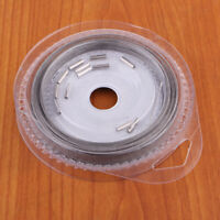 Stainless Steel 7 Strands Trace Leader Fishing Line Coated Wire 60LBS-120LBS