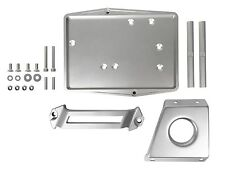 1967-1970 Ford Mustang Restomod Billet Aluminum Battery Tray Kit