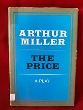 ARTHUR MILLER, THE PRICE, A PLAY, HB/DJ 1968 BOMC VINTAGE BOOK