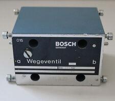 Bosch Wegeventil 0810001060 Hydraulic Valve