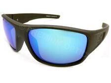 61476129cb Dirty Dog - Bufanda Gafas de Sol Polarizadas Negro Satinado / Acero Azul