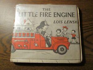 The Little Fire Engine (Lois Lenski Books) - Board book By Lenski, Lois -
