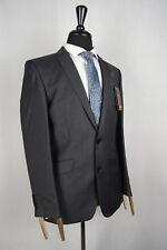 Men's Grey Ben Sherman 'Kings' Slim Fit Suit 36 38 40 42 VB99