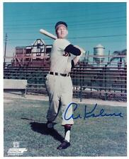 Al Kaline Detroit Tigers 8X10  AUTOGRAPH PHOTO SIGNED