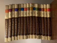 Childcraft : The How and Why Library (1972, Hardcover) - 15 book set