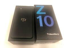 BlackBerry Z10 - 16GB - Black (Unlocked) Smart phone - BOXED