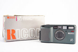 Ricoh R1 35mm Point and Shoot Film Camera in Box As Is for Parts or Repair V10