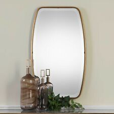Uttermost 9145 Canillo Antiqued Gold Mirror